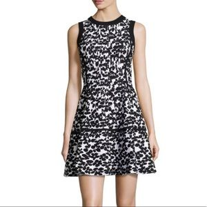 Kate Spade Floral Jacquard Dive Right In Dress